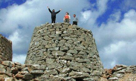 Foto di Arzana Villagrande Valle del Pardu Salto di Quirra
