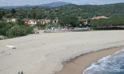 Spiaggia a Barisardo