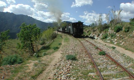 Ferrovia con Trenino Verde
