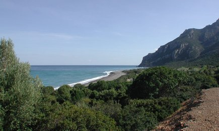 Spiaggia Cocorrocci