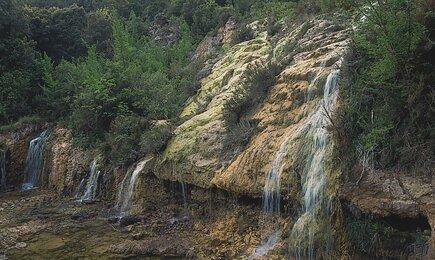 Cascate di Ulassai