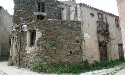 Centro storico di Ussassai