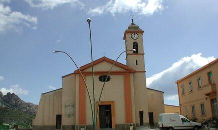 Chiesa di Villagrande