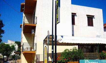 Foto struttura Hotel Plammas